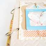 DIY: Mini álbum de scrapbooking