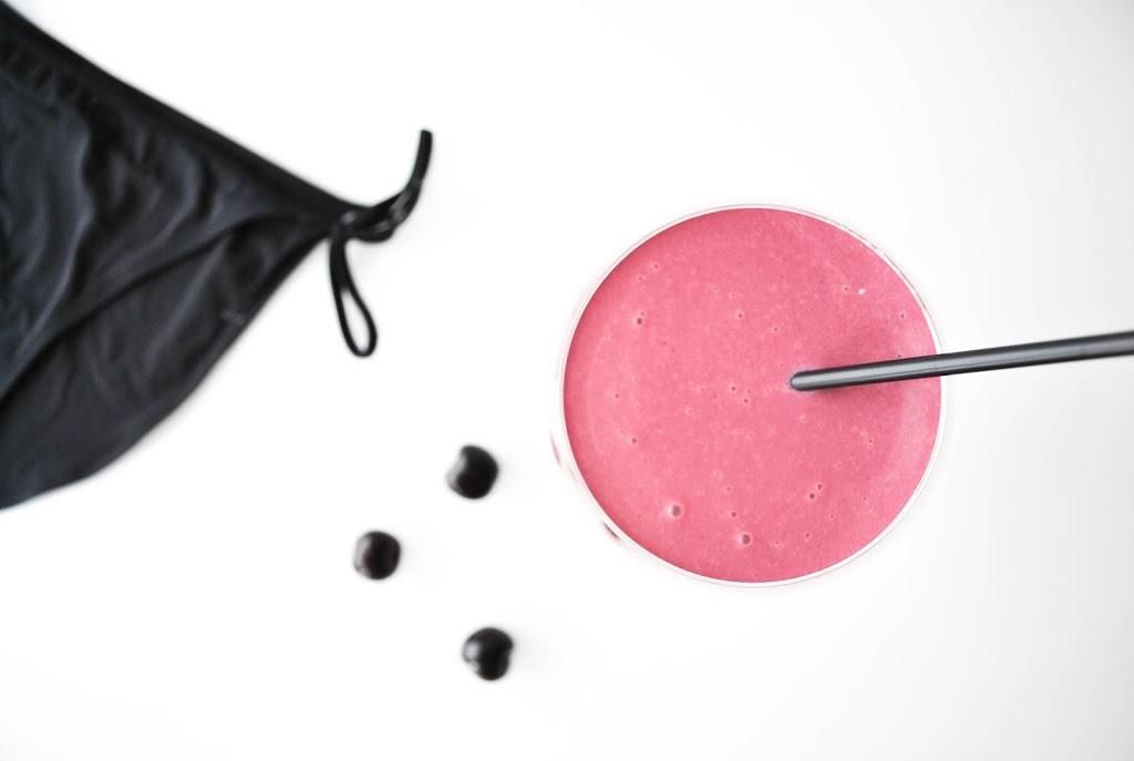 http://www.hommum.com/2014/07/creative-food-band-3-smoothies-para-el-verano.html #smoothie #batido #glutenfree