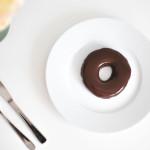 Donuts caseros sin gluten ni lactosa