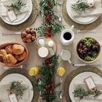 Estilo M&H: Brunch de Navidad en casa de Elena
