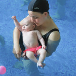 Actividad acuática para bebés: mi experiencia personal