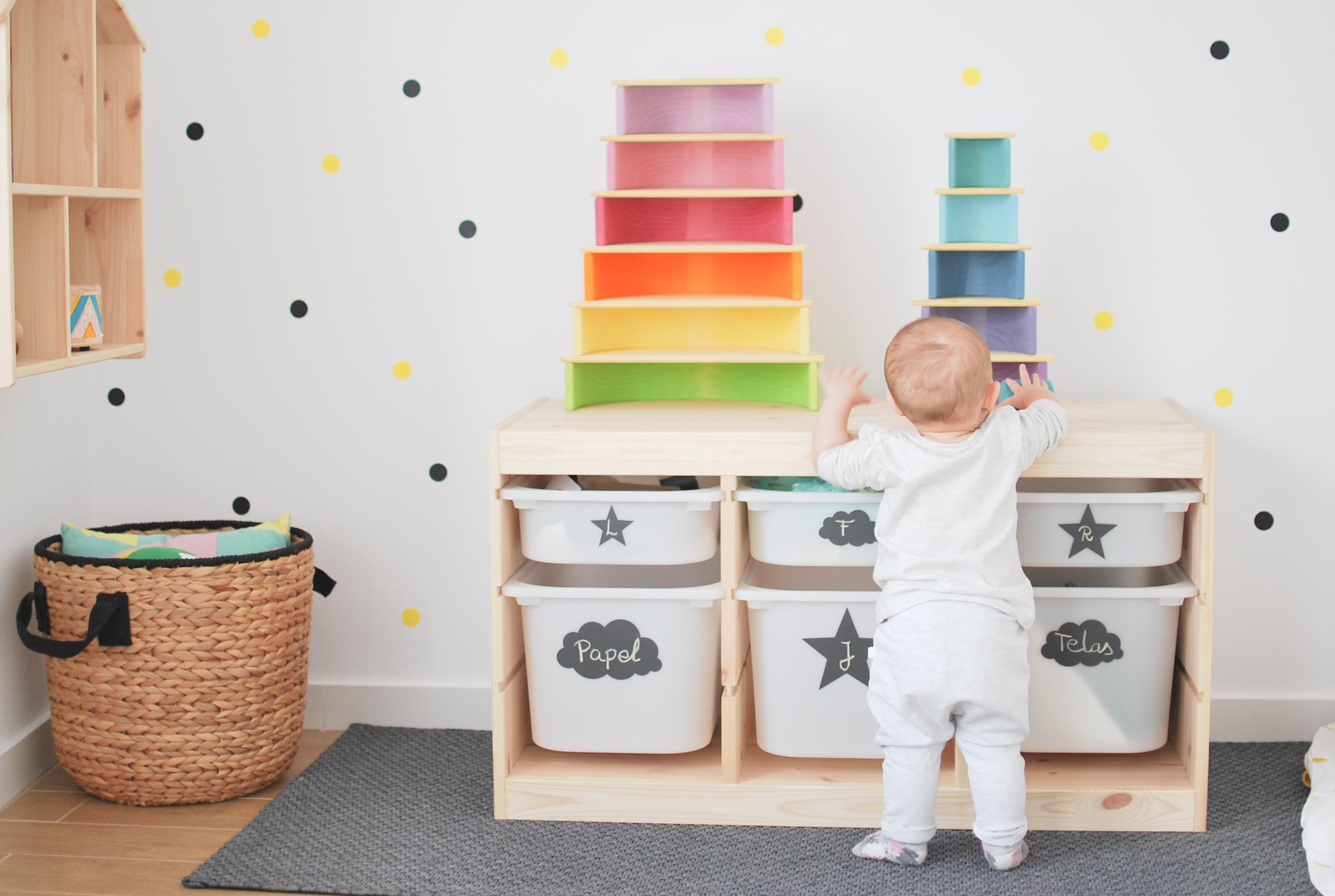 La Habitaci N De Juegos De Alma Ideas Y Diy # Muebles Waldorf