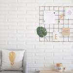 Cómo decorar con un moodboard de rejilla
