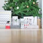 Packaging navideño