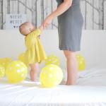 Celebrando nueve meses de vida