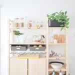 Así es mi nueva estantería de Ikea