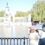 Recibiendo el otoño en Madrid