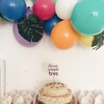 Alma cumple 3: la fiesta de Peppa Pig (II) Recetas y actividades