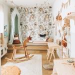 Playroom montessori y juguetes de madera favoritos
