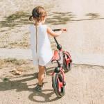 ¿Por qué utilizar bicicletas sin pedales?