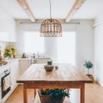 Cómo transformar una cocina con poco presupuesto