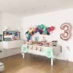 Alma cumple 3: la fiesta de Peppa Pig (I) Decoración y DIY
