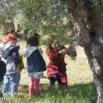 Planes rurales con niños en Semana Santa